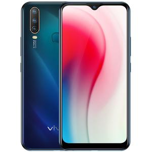 vivo【Y3】全网通 蓝色 4G/128G 国行 8成新 真机实拍