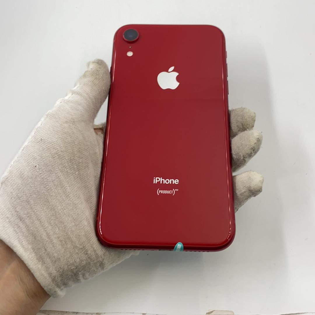 苹果【iPhone XR】4G全网通 红色 256G 国行 99新