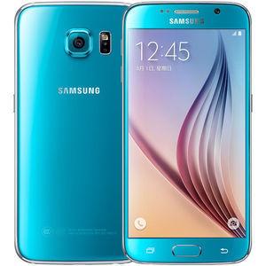 三星【Galaxy S6】全网通 蓝色 32G 国行 9成新