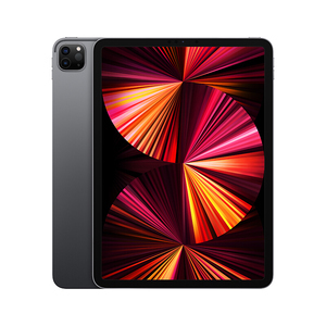 苹果【iPad Pro 11英寸 21款】WIFI版 深空灰 256G 国行 9成新