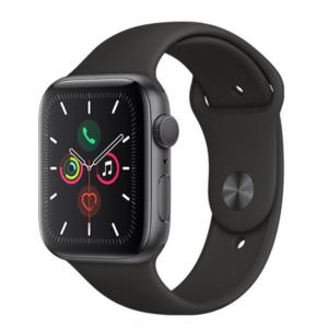 苹果【Apple Watch Series 4 44mm】16G 国行 铝金属表壳 GPS 95成新 真机实拍原包装盒+表带