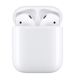 3C数码【苹果 AirPods 2代 有线】95新  白色苹果原装蓝牙耳机来自苏宁备件库