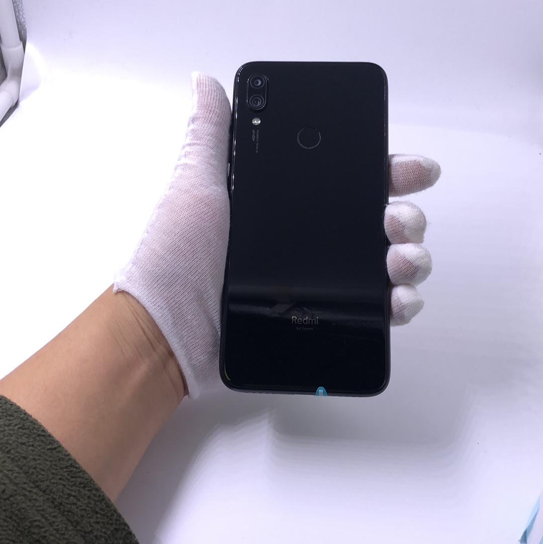 小米【Redmi Note 7】全网通 亮黑色 4G/64G 国行 95新