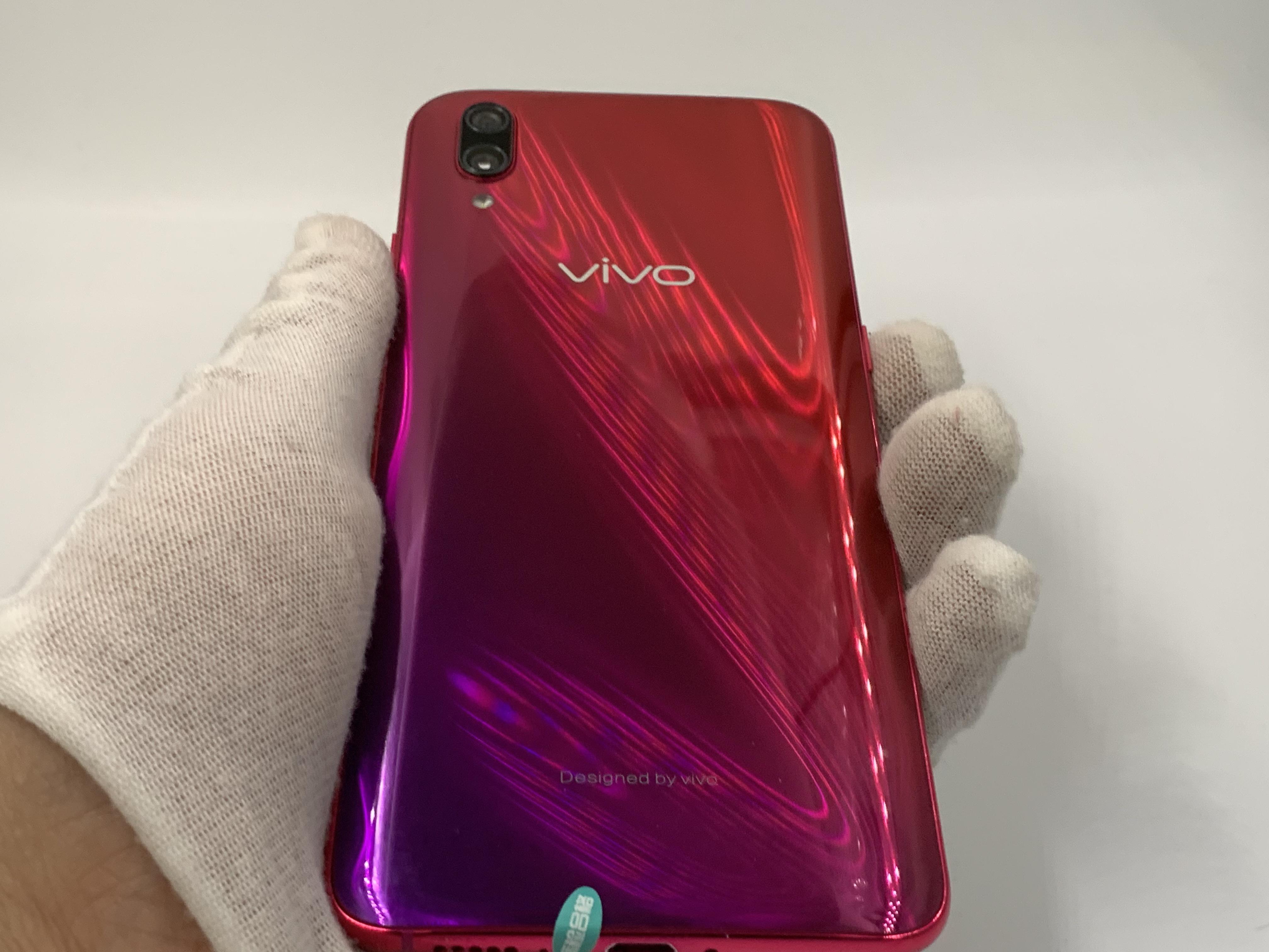 vivo【X23】4G全网通 红色 8G/128G 国行 9成新