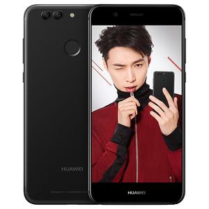 华为【Nova2 Plus】移动 4G/3G/2G 黑色 128G 国行 8成新