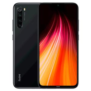 小米【Redmi Note 8】4G全网通 黑色 4G/64G 国行 95新 真机实拍