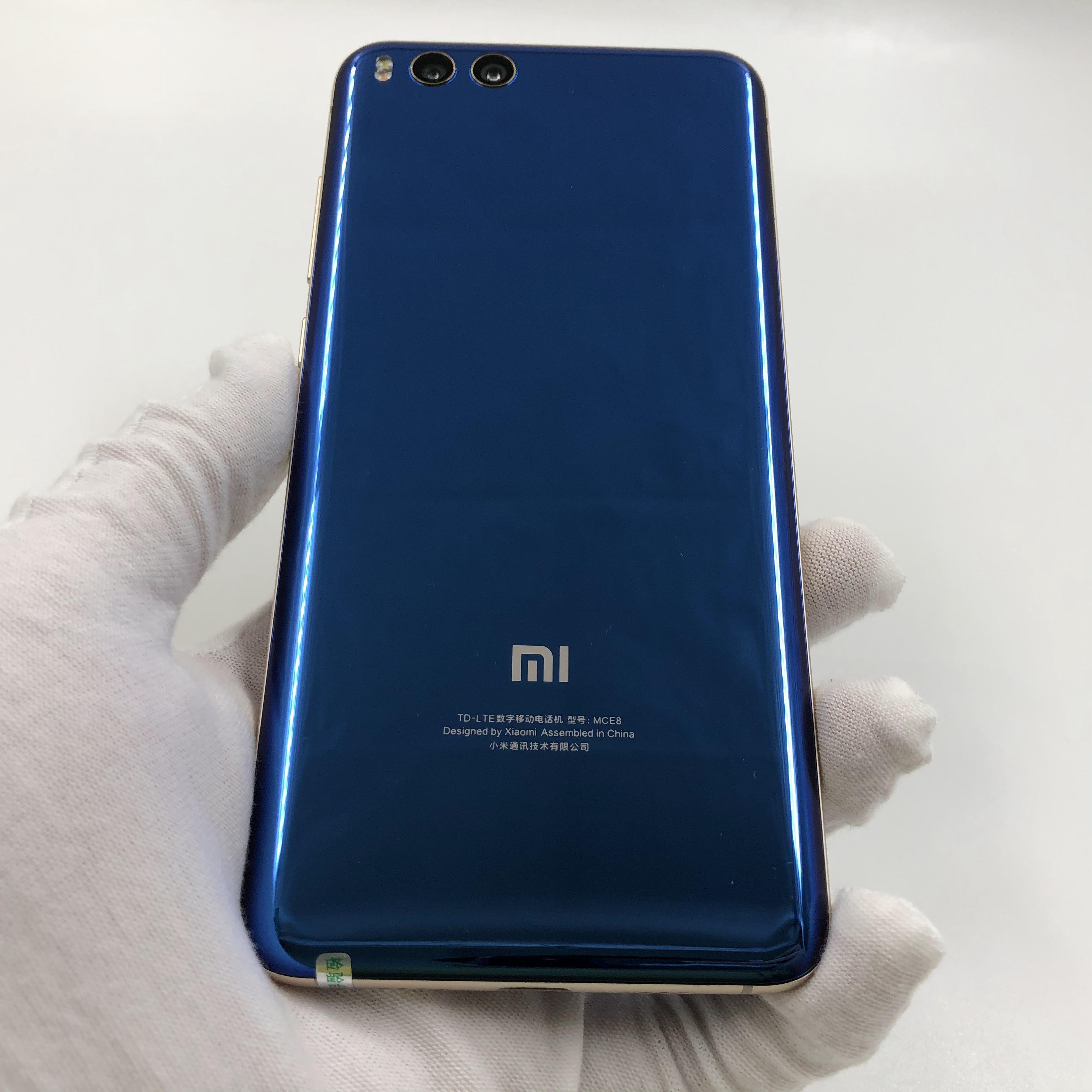 小米【小米 Note 3】4G全网通 蓝色 6G/128G 国行 95新 真机实拍
