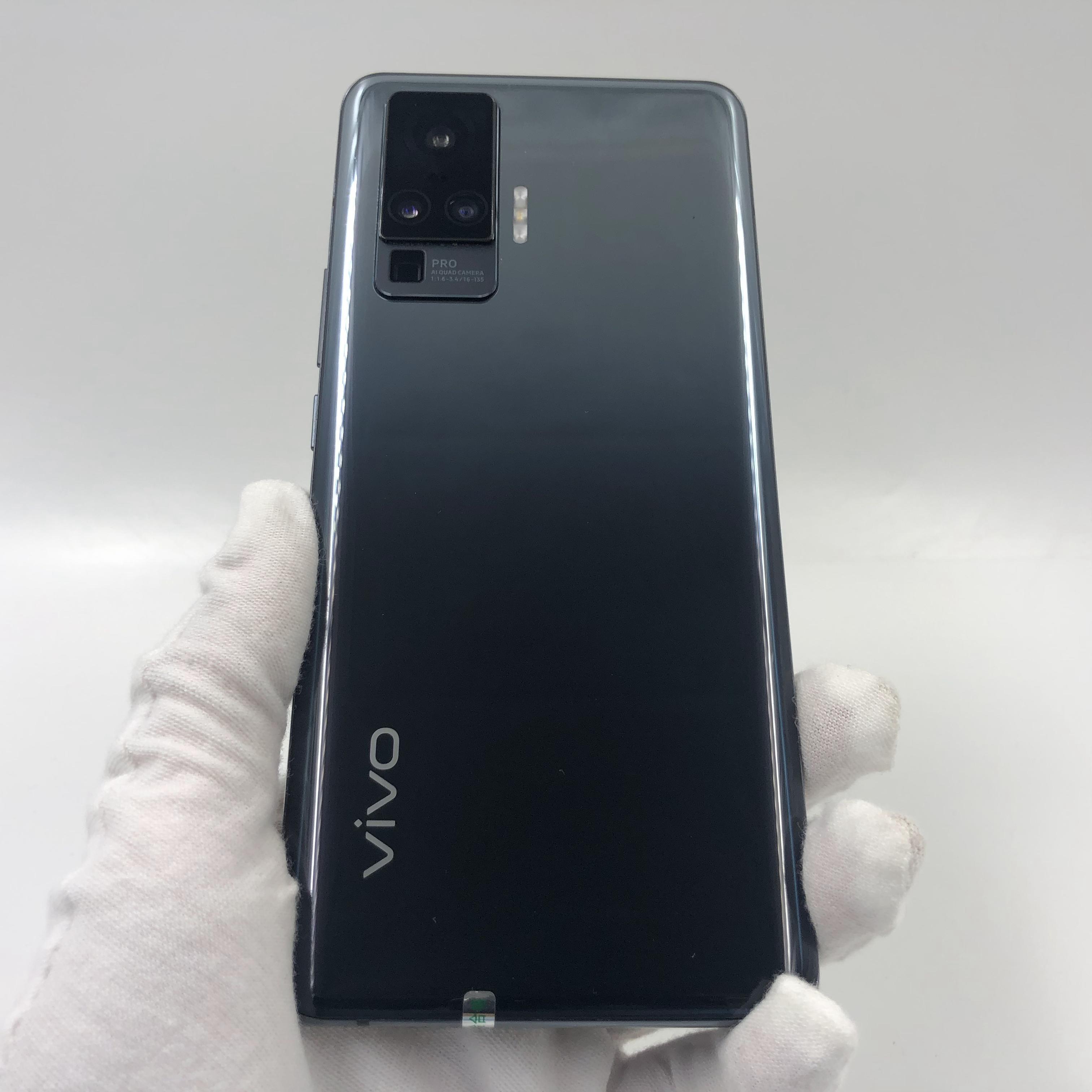 vivo【X50 Pro 5G】5G全网通 黑镜 8G/256G 国行 95新 真机实拍