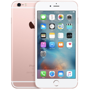 苹果【iPhone 6s】移动 4G/3G/2G 玫瑰金 16G 国行 9成新