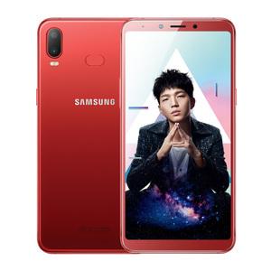三星【GALAXY A6S】4G全网通 红色 6G/64G 国行 8成新 真机实拍