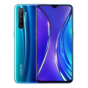 realme【X2】蓝色 全网通 国行 8G/128G 95成新 6400万超广角四摄高通骁龙730G