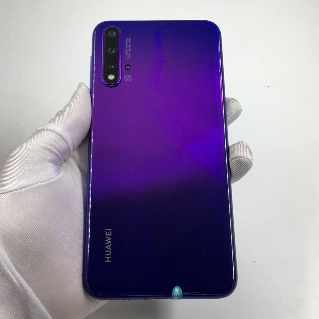 华为【nova 5 Pro】4G全网通 紫色 8G/128G 国行 9成新 8G/128G真机实拍