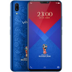 vivo【X21 FIFA世界杯非凡版】全网通 蓝色 128G 国行 9成新