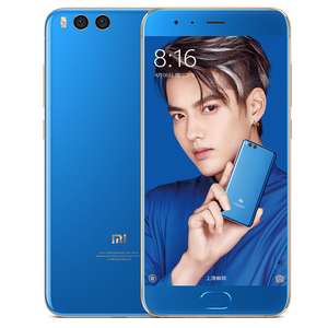 小米【小米 Note 3】全网通 蓝色 6G/128G 国行 9成新