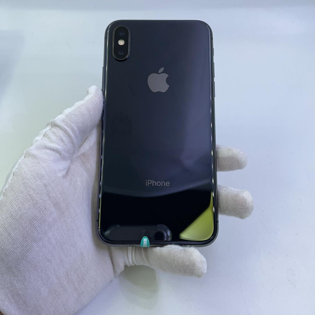 苹果【iPhone X】移动联通 4G/3G/2G 深空灰 256G 国行 8成新