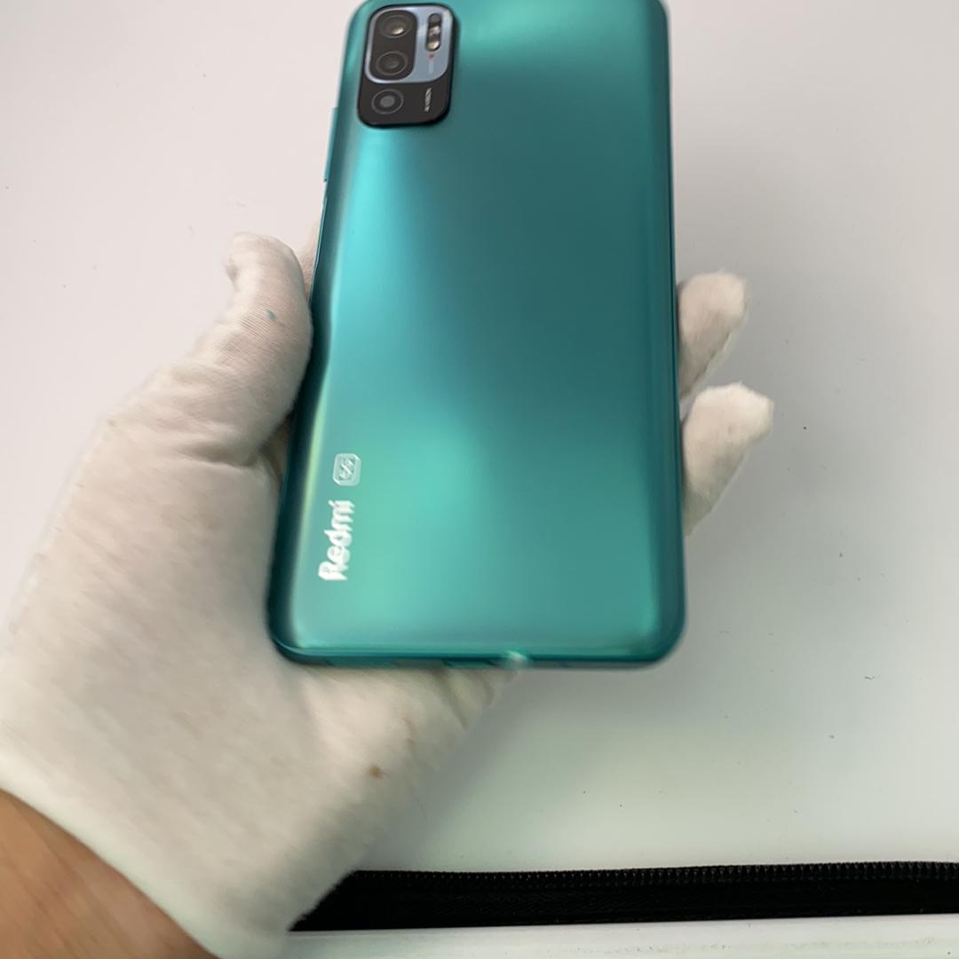小米【Redmi Note10】5G全网通 竹石青 8G/256G 国行 95新