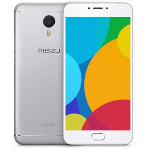 魅族【魅蓝 Note 3】16G 银色 全网通 国行 9成新 二手4G智能手机备用机