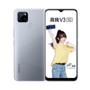 realme【真我 V3】5G全网通 月光银 6G/128G 国行 99新