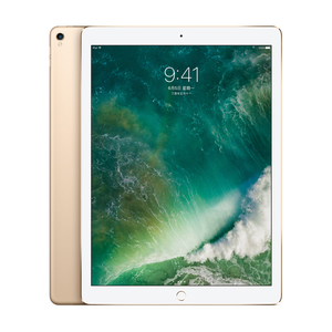 苹果【iPad Pro12.9英寸(17款)】256G 99成新  WIFI版 国行 金色