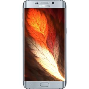 三星【Galaxy S6 Edge+】移动联通 4G/3G/2G 灰色 32G 港澳台 8成新
