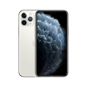 苹果【iPhone 11 Pro】全网通 银色 64G 港澳台 95成新