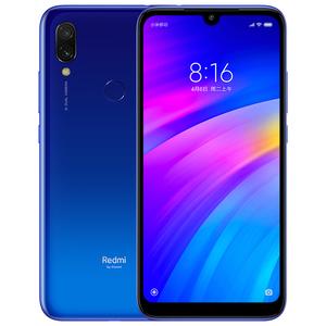 小米【红米 7】全网通 蓝色 3G/32G 国行 9成新