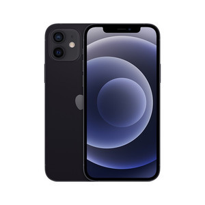 苹果【iPhone 12】5G全网通 黑色 128G 国行 8成新 真机实拍 保修2021-12-29