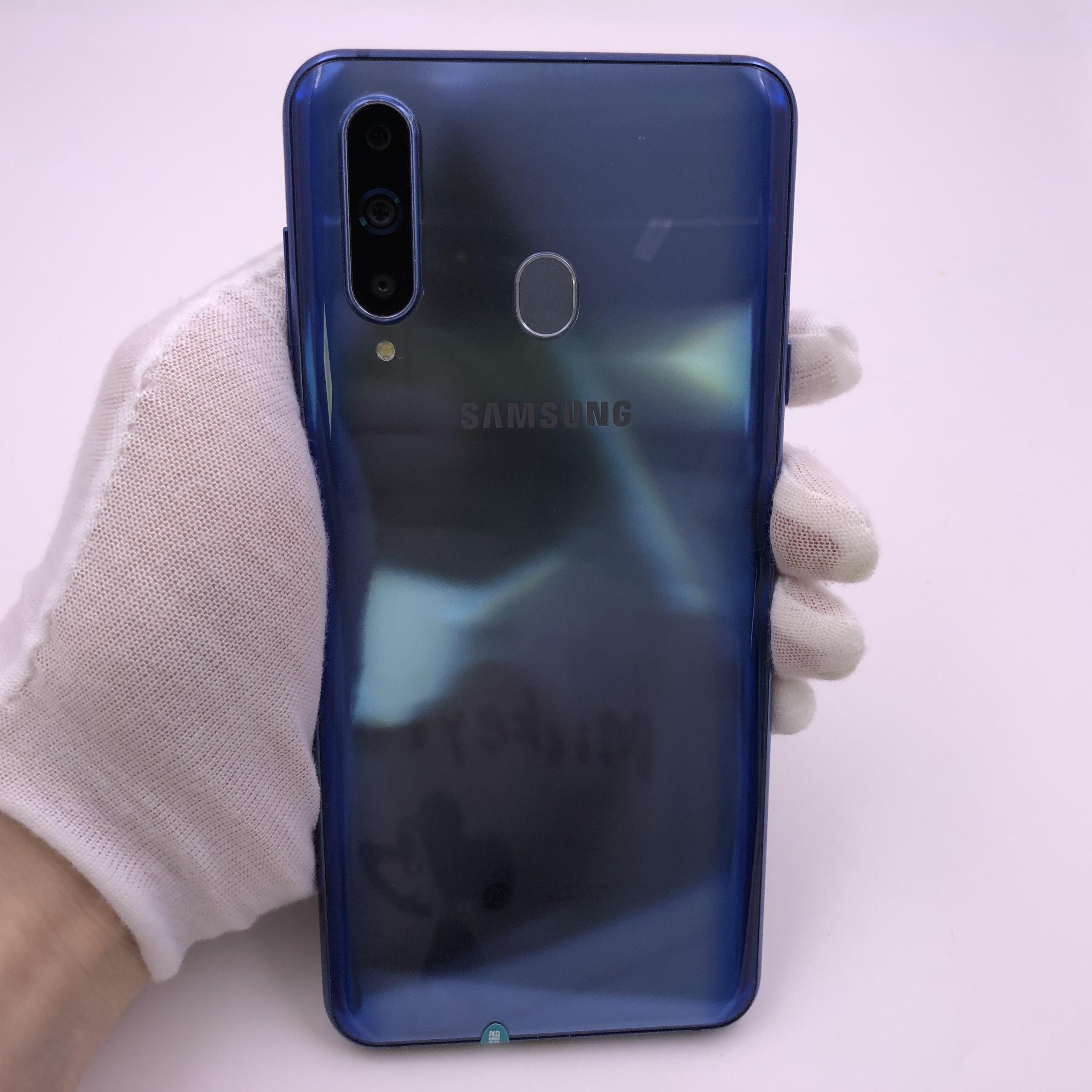 三星【Galaxy A8s】4G全网通 蓝色 6G/128G 国行 8成新