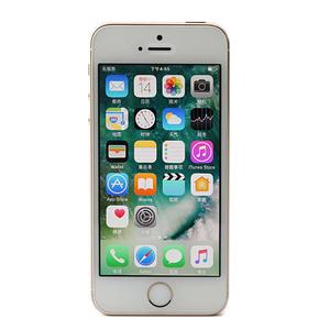 苹果【iPhone SE】移动联通 4G/3G/2G 金色 32G 国际版 95成新