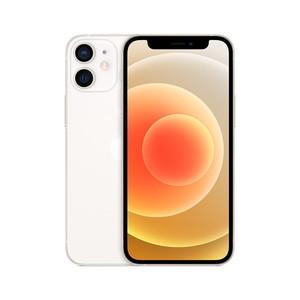 苹果【iPhone 12 mini】5G全网通 白色 64G 国行 99新 真机实拍带原包装+配件