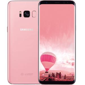 三星【Galaxy S8+】4G全网通 粉色 64G 国行 95新