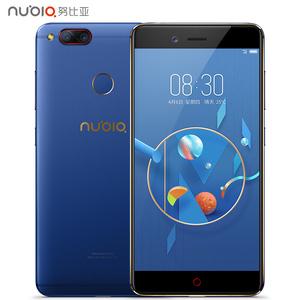 努比亚【Z17 Mini】全网通 蓝色 64G 国行 9成新
