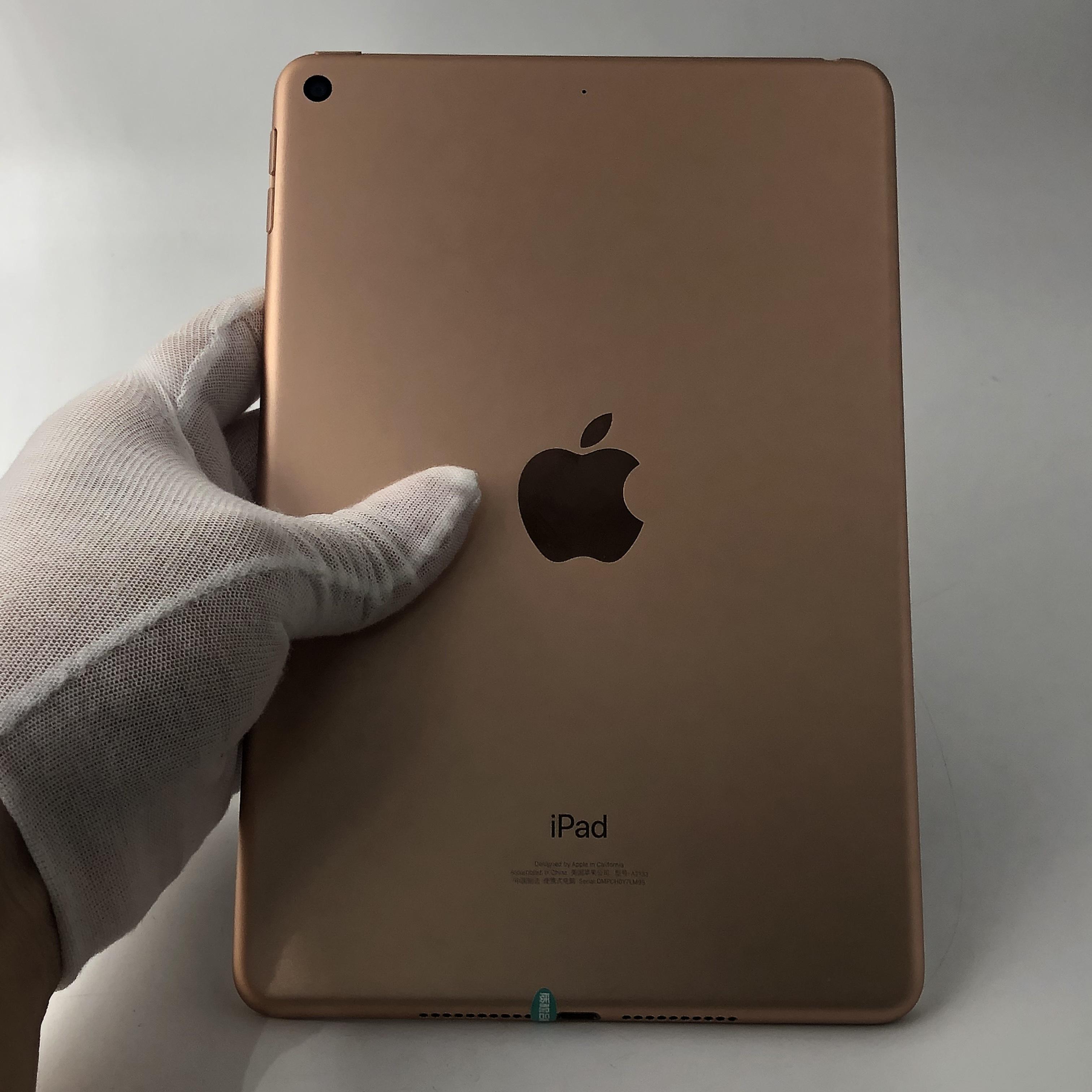 苹果【iPad mini5 7.9英寸 19款】WIFI版 金色 64G 国行 99新