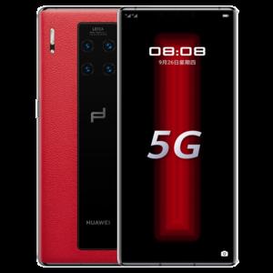 华为【Mate 30 RS 保时捷版】5G全网通 红色 12G/512G 国行 8成新