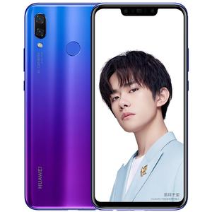 华为【Nova3】全网通 紫色 6G/128G 国行 8成新