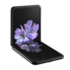 三星【Galaxy Z Flip】全网通 赛博格黑 8G/256G 国行 8成新