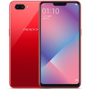 oppo【A5】4G全网通 红色 4G/64G 国行 7成新