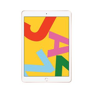 苹果【iPad 2019年新款 10.2英寸】WIFI版 金色 32G 国行 95成新 真机实拍