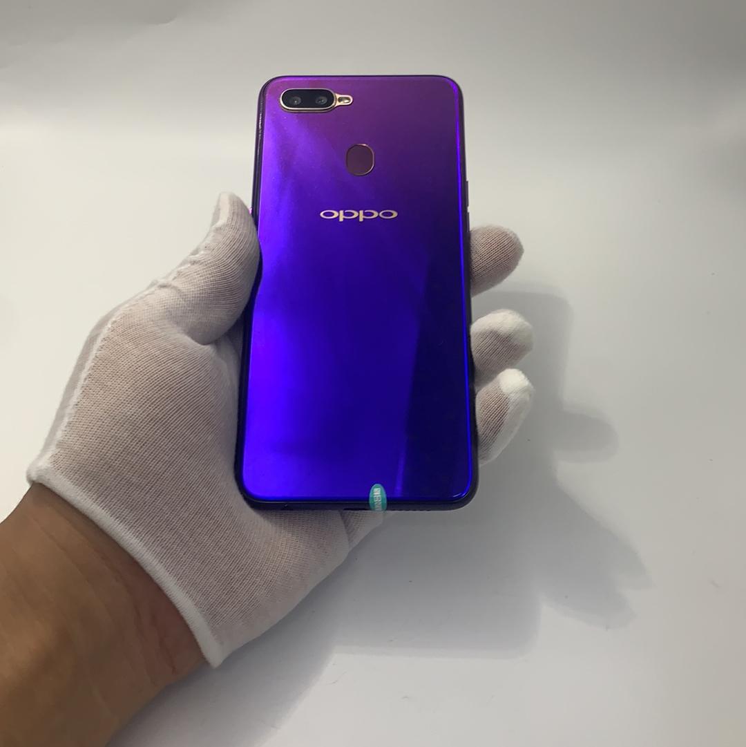 oppo【A7x】4G全网通 紫色 4G/128G 国行 95新