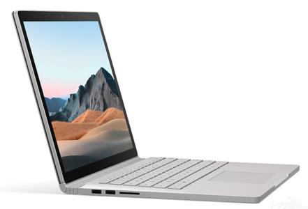 Mac笔记本【微软 Surface Book 3 13.5寸 i710代CPU】银色 国行 32G/512G/NVIDIA GeForce GTX 1650 Max-Q 95成新