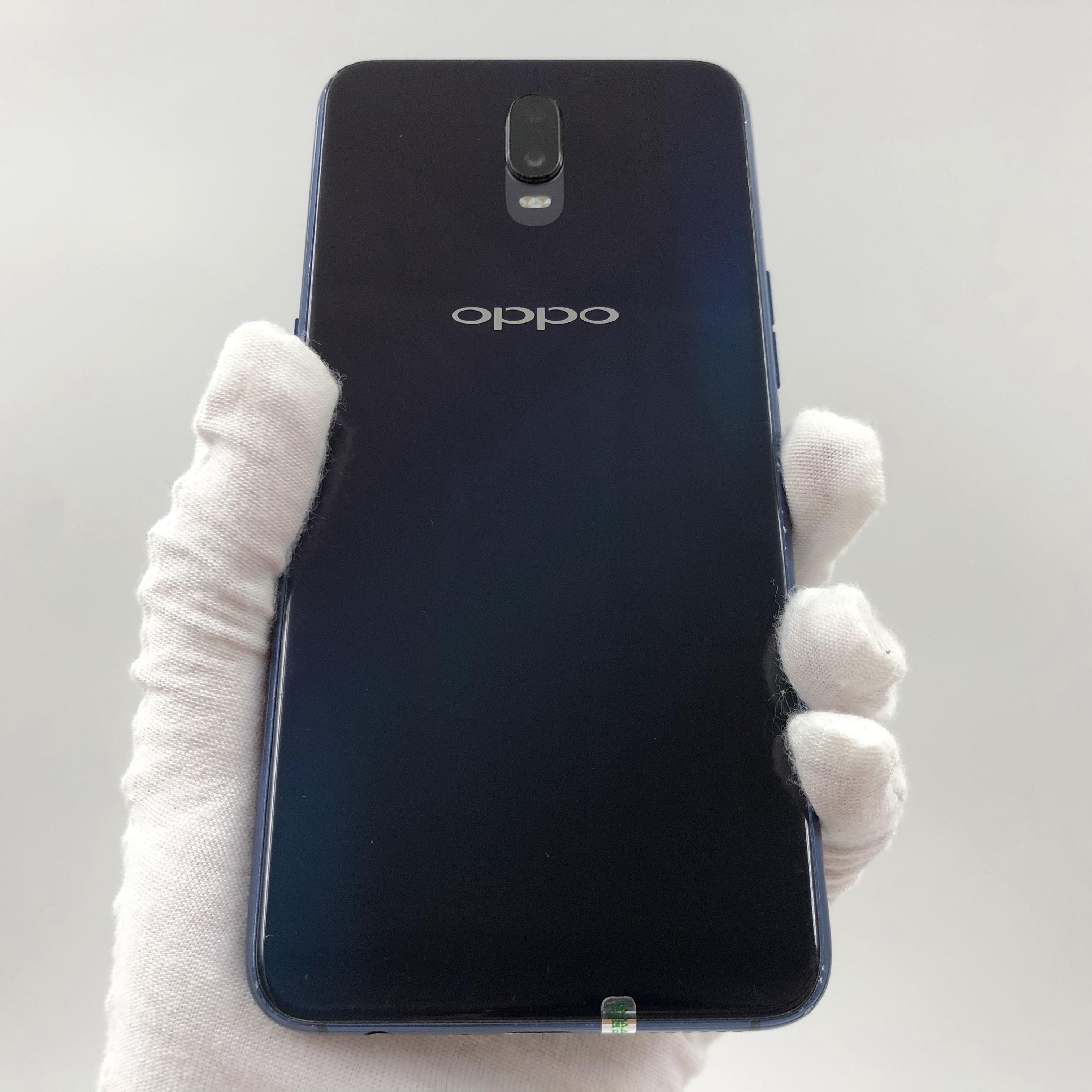oppo【R17】4G全网通 蓝色 8G/128G 国行 9成新 真机实拍