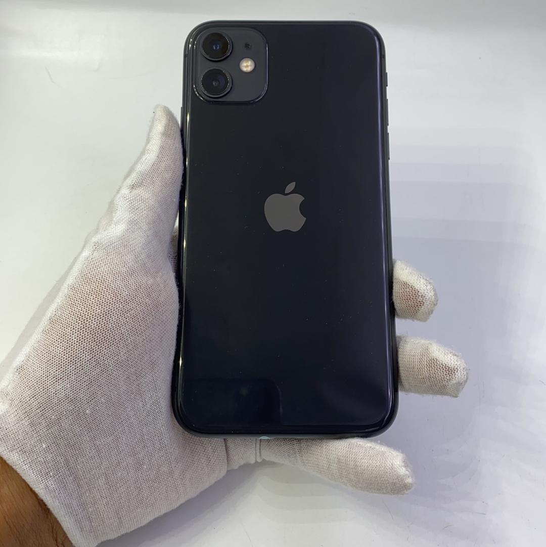 苹果【iPhone 11】4G全网通 黑色 256G 国行 99新