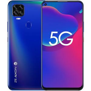 中兴【Axon 11 SE(5G版)】5G全网通 极光魅海 6G/128G 国行 95新 真机实拍