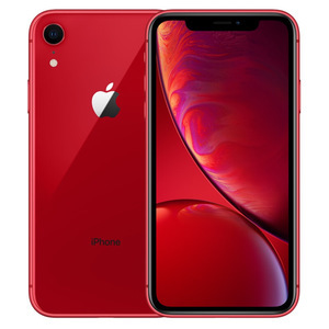 苹果【iPhone XR】全网通 红色 128G 国行 全新 全新未拆封