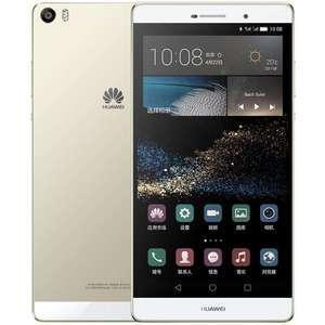 华为【P8 MAX】移动联通 4G/3G/2G 金色 32G 国行 8成新