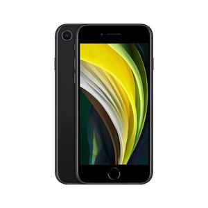 苹果【iPhone SE2 (2020款)】全网通 黑色 64G 国行 99成新 真机实拍