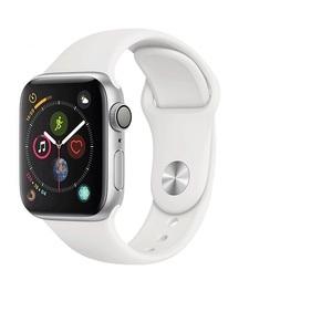 苹果【4 40mm】GPS 铝金属表壳 16G 国行 99新 AppleWatchSeries4全新仅拆封