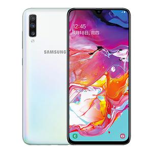 三星【Galaxy A70】4G全网通 白色 6G/128G 国行 8成新