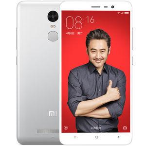 小米【红米 Note3】移动联通 4G/3G/2G 银色 32G 国行 9成新