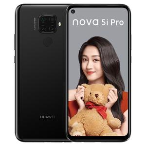 华为【nova 5i Pro】全网通 幻夜黑 8G/128G 国行 99成新 8G/128G全套原装配件带盒